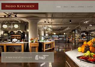 RESTAURANT WEBSITE at STARBUCKS, CONTENT MANAGEMENT - by Bon App�tit Management Company